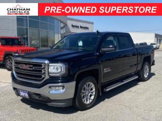 Used 2016 GMC Sierra 1500 SLE for sale in Chatham, ON
