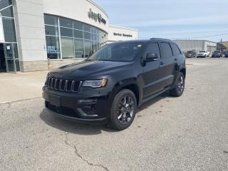Used 2020 Jeep Grand Cherokee Limited for sale in Chatham, ON