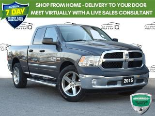Used 2015 RAM 1500 ST This just in!!! for sale in St. Thomas, ON