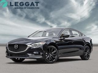 New 2021 Mazda MAZDA6 Kuro Edition for sale in Hamilton, ON