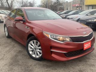 Used 2017 Kia Optima EX/LOADED/CAMERA/P.SEAT/ALLOYS for sale in Scarborough, ON