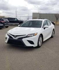 Used 2019 Toyota Camry SE  | $0 DOWN - EVERYONE APPROVED! for sale in Calgary, AB