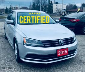 Used 2015 Volkswagen Jetta GL for sale in Scarborough, ON