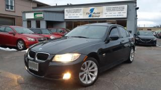 Used 2011 BMW 3 Series 328i xDrive Executive Edition South Africa w/Navi for sale in Etobicoke, ON