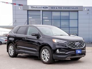 New 2021 Ford Edge Titanium 0.00% APR | ROOF | NAV | ADPT CRS | for sale in Winnipeg, MB