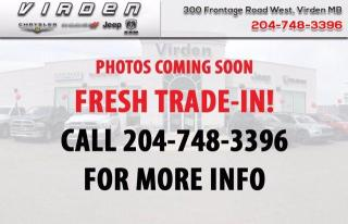 Used 2017 RAM 1500 NIGHT for sale in Virden, MB