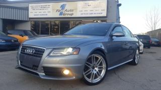 Used 2011 Audi A4 2.0T Premium Quattro S-Line for sale in Etobicoke, ON