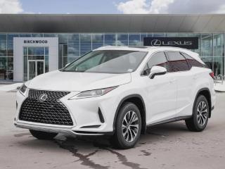 New 2021 Lexus RX 350 L Premium for sale in Winnipeg, MB