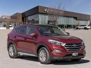 Used 2017 Hyundai Tucson SE | Certified | Accident Free | Panoramic Sunroof | for sale in Winnipeg, MB
