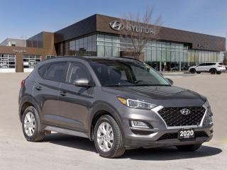Used 2020 Hyundai Tucson Preferred Sun & Leather | Certified | for sale in Winnipeg, MB