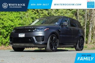 Used 2018 Land Rover Range Rover Sport HSE *DIESEL* *AIR RIDE SUSPENSION* *BROWN LEATHER*  *DRIVERS ASSIST* for sale in Surrey, BC