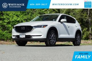 Used 2017 Mazda CX-5 GT *LEATHER* *SUNROOF* *TECH PACKAGE* *HEATED SEATS* for sale in Surrey, BC