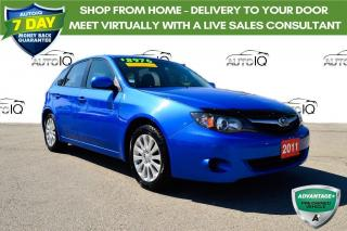 Used 2011 Subaru Impreza 2.5 i Sport Package CERTIFIED for sale in Grimsby, ON