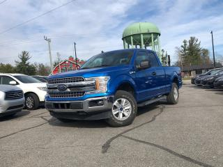 Used 2020 Ford F-150 XLT EXT CAB 4X4 for sale in Stittsville, ON