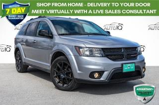 Used 2016 Dodge Journey SXT/Limited ONE OWNER!! HEATED SEATS!! for sale in Barrie, ON