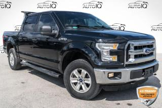 Used 2016 Ford F-150 XLT SOLD AS TRADED, YOU CERTIFY, YOU SAVE!!! for sale in Barrie, ON