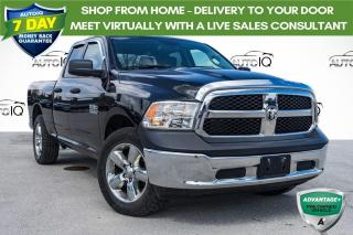 Used 2018 RAM 1500 ST CLEAN CARFAX!! BACK-UP CAMERA! for sale in Barrie, ON