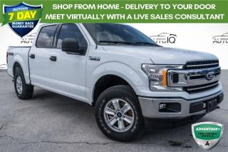 Used 2019 Ford F-150 XLT CLEAN CARFAX!!! ANDROID AUTO/APPLE CARPLAY!! for sale in Barrie, ON