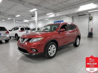 Used 2016 Nissan Rogue SV AWD - TOIT PANORAMIQUE + FINANCEMENT FACILE !!! for sale in Saint-Eustache, QC