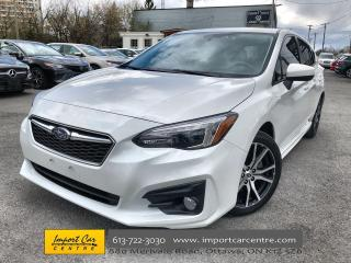 Used 2018 Subaru Impreza Sport ALLOYS  ROOF  EYESIGHT  HTD SEATS  BACKUP CA for sale in Ottawa, ON