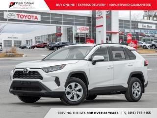 Used 2020 Toyota RAV4 for sale in Toronto, ON
