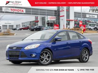 Used 2014 Ford Focus for sale in Toronto, ON