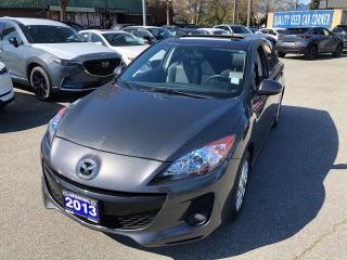 Used 2013 Mazda MAZDA3 Sport GS-SKY at for sale in Burnaby, BC