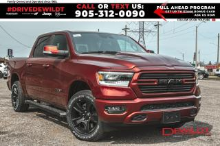 New 2021 RAM 1500 Sport | Remote Start | Park Assist | for sale in Hamilton, ON
