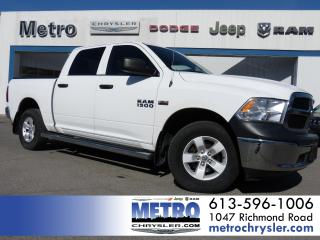 Used 2016 RAM 1500 ST 4X4 HEMI for sale in Ottawa, ON
