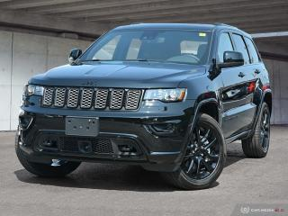 Used 2021 Jeep Grand Cherokee LAREDO | NAV AND SUNROOF for sale in Niagara Falls, ON