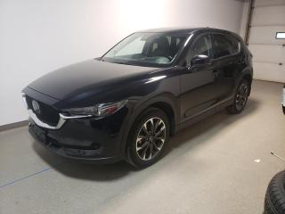 Used 2017 Mazda CX-5 GT|Htd Leather|Sunroof|Navi|Local|V.Clean|Loaded for sale in Brandon, MB