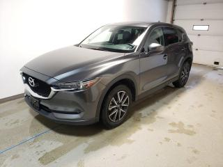 Used 2017 Mazda CX-5 GT|Htd Leather|Navi|Pwr Tailgate|AWD|1Owner|Local for sale in Brandon, MB