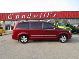 Used 2011 Dodge Grand Caravan CREW! POWER SEAT! REAR HEAT & AIR! for sale in Aylmer, ON