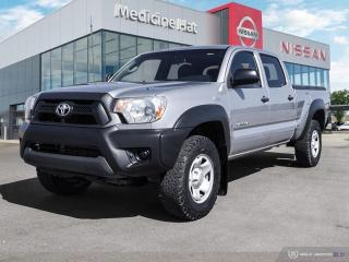 Used 2014 Toyota Tacoma Base for sale in Medicine Hat, AB