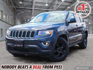 Used 2015 Jeep Grand Cherokee Laredo for sale in Mississauga, ON
