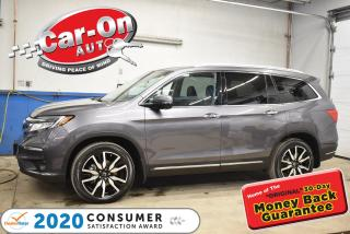 Used 2020 Honda Pilot TOURING | LEATHER | DVD | NAVI | for sale in Ottawa, ON
