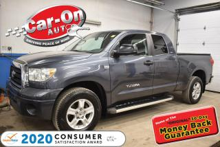 Used 2007 Toyota Tundra SR5 I-Force V8 4x4 | B PKG |  | EXTRA CLEAN for sale in Ottawa, ON