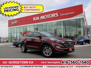 Used 2016 Hyundai Tucson PREMIUM AWD| BU CAM| HTD SEATS| BLND SPOT ASST|27K for sale in Georgetown, ON