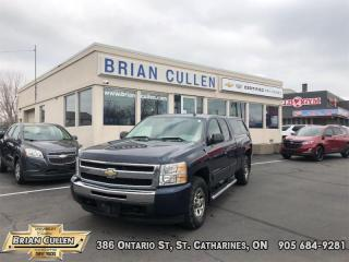 Used 2010 Chevrolet Silverado 1500 LS CHEYENNE EDITI  2010 CHEVROLET 4WD V8 EXTENDED CAB SILVERADO, AS-TRADED, AS-IS! YOU CERTIFY YOU SAVE! FINANCING NOT AVAILABLE for sale in St Catharines, ON