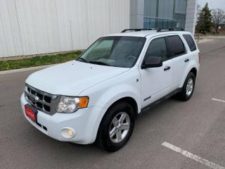 Used 2008 Ford Escape FWD 4dr I4 Hybrid for sale in Mississauga, ON