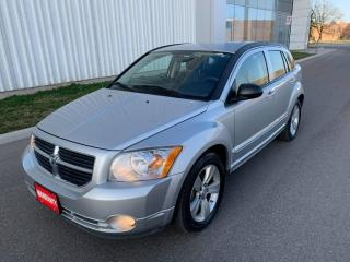 Used 2010 Dodge Caliber 4DR HB SXT for sale in Mississauga, ON