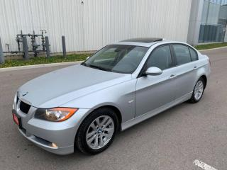 Used 2008 BMW 3 Series 4dr Sdn 323i RWD for sale in Mississauga, ON