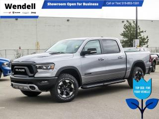 New 2021 RAM 1500 Rebel | Pano Roof | Alpine Sound for sale in Kitchener, ON