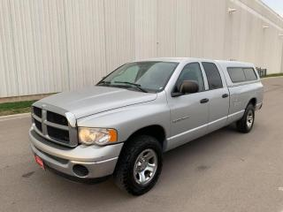 Used 2005 Dodge Ram 1500 4dr Quad Cab 4WD for sale in Mississauga, ON