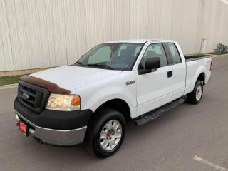 Used 2008 Ford F-150 4WD SUPERCAB for sale in Mississauga, ON