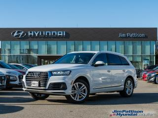 Used 2017 Audi Q7 3.0T Technik S-LINE w/Navi, 1 Owner and Local for sale in Port Coquitlam, BC