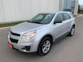 Used 2010 Chevrolet Equinox FWD 4DR LS for sale in Mississauga, ON