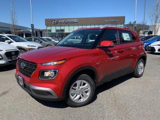 New 2021 Hyundai Venue PREFERRED for sale in Port Coquitlam, BC