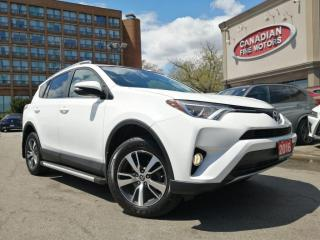 Used 2016 Toyota RAV4 AWD   P. SUNROOF   CAM   BLUE TOOTH  4 NEW SNOW TIRES*   for sale in Scarborough, ON