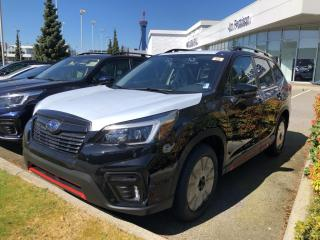 New 2021 Subaru Forester Sport for sale in North Vancouver, BC